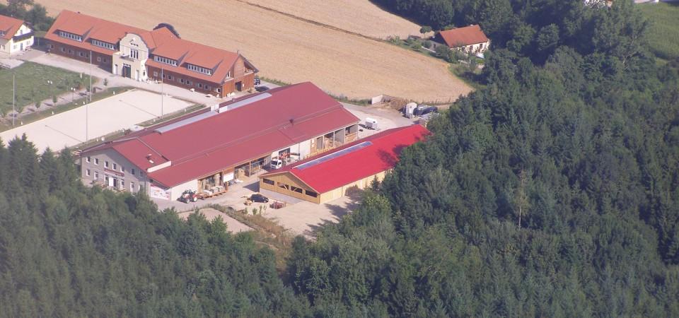 Neue Halle des Reiterbund Wels