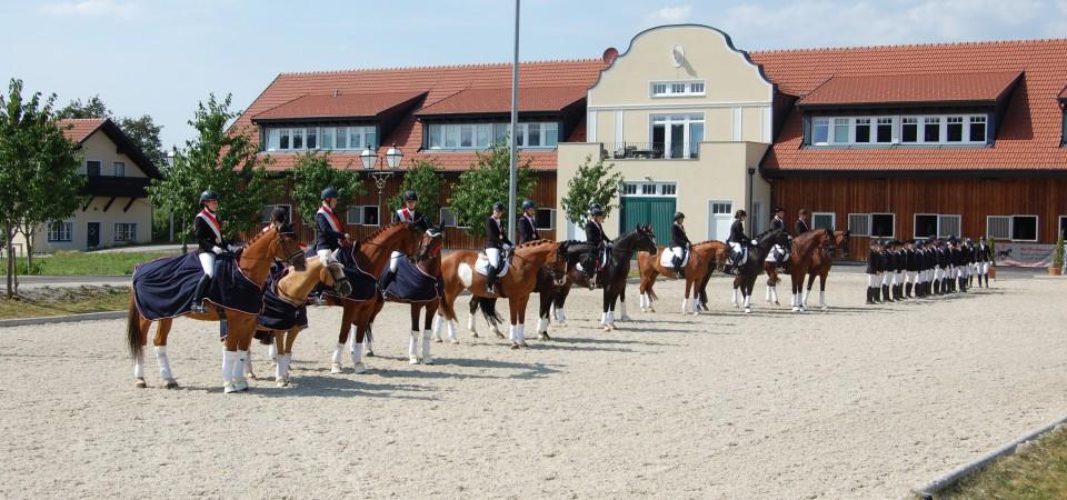 Die Turniere 2019 beim Reiterbund Wels